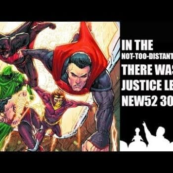 A Comic Show – Telling You Where The Justice League 3000 Comes From