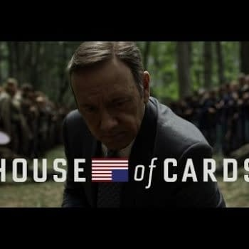 First Trailer For House Of Cards Season 2