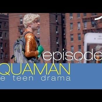 Aquaman: The Teen Drama Part One: A Bleeding Cool Premiere
