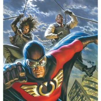 Captain Midnight Leads Dark Horse's Superhero Charge – The Bleeding Cool Interview with Joshua Williamson