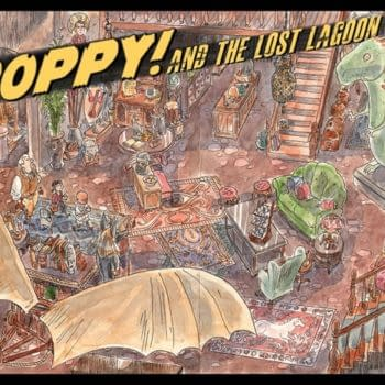 Dark Horse Announces Children's Graphic Novel Series Poppy! From Matt Kindt and Brian Hurtt