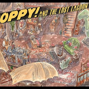 Dark Horse Announces Childrens Graphic Novel Series Poppy From Matt Kindt and Brian Hurtt