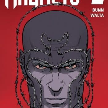 Magneto Gets An Ongoing Series In March, From Bunn And Walta