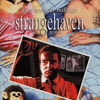 Gary Spencer Millidges Strangehaven Returns In May After Eight Years