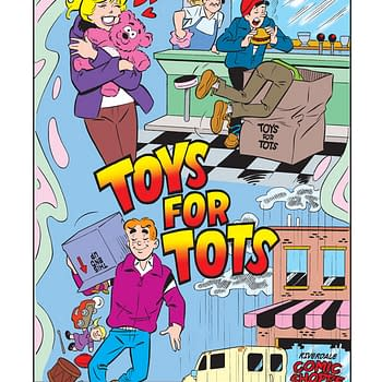 Archie Comics Gives $1 Million In Books To Toys For Tots
