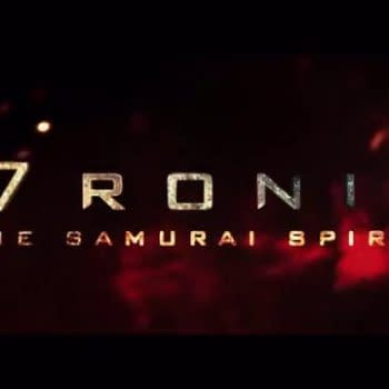 47 Ronin: The Samurai Spirit Introduces Audience to New 'Hyper-Motion Comics' Storytelling Format