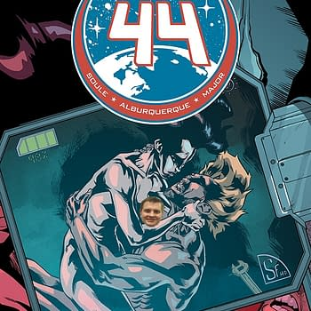 Oni Press Create Variant Cover Of Letter 44 #3 With Less Sex So As Not To Frighten The Horses