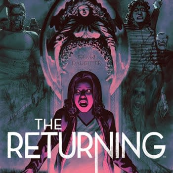 The Returning, A New Comic For Boom From Jason Starr And Andrea Mutti