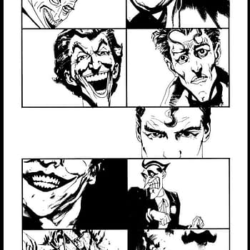 Jock And Max Landis Create A Superman/Joker Comic With Cesar Romero Jack Nicholson And Heath Ledger