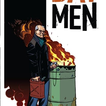 Day Men Issue Two Sells Out. Issue Three On The Way. Soon!