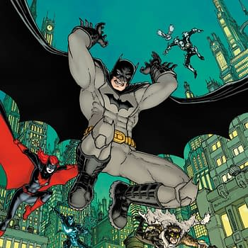 A Creative Breakdown For Detective Comics #27 &#8211 Now With Variant Covers From Frank Miller And Jim Lee
