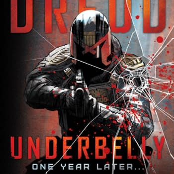 Anderson And Dredd Are The Brain And The Brawn In Dredd: Underbelly