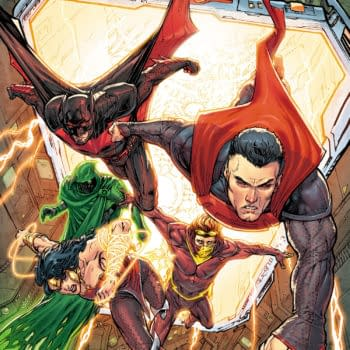 In One Week, Two Weeks – A Justice League For The Year 3000