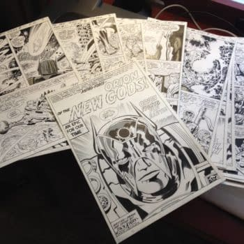 Jack Kirby New Gods Artist's Edition – Can You Help?