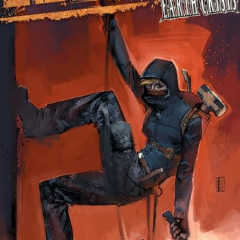 Earth Crisis And Liberator Collaborate For An Album And Comic Book, Salvation Of The Innocents, And New Liberator Stories From An All-Star Team