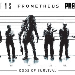 Aliens Vs Prometheus Vs Predator