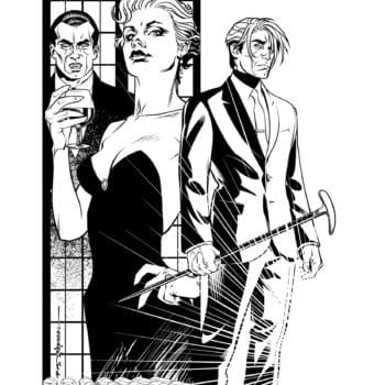 Boom! Studios Launches Pen & Ink Line Starting With Day Men
