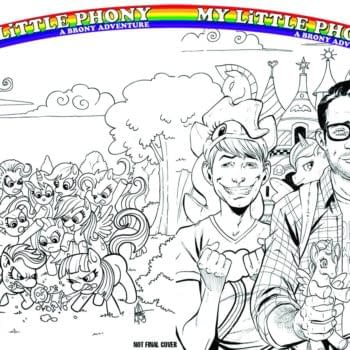 Dynamite Launches My Little Phoney: A Brony Adventure (UPDATE)