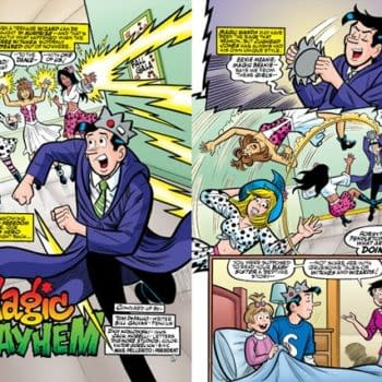 Archie Comics Partners With Blue Toad For Digital Expansion