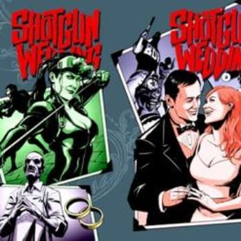 Exclusive – Top Cow Goes Weekly In April With Shotgun Wedding