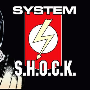 S.H.O.C.K to the System: Geoff Wessel talks about his new serial for Aces Weekly