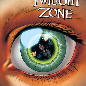 Too Many Retailer Covers And Previews For Twilight Zone #1 Legenderry #1 And More Dynamite