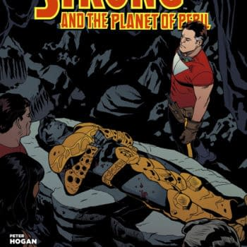 Five Reasons Why Tom Strong Is a 21st Century Hero In The Planet of Peril #6