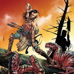 Greg Pak Goes Back To Scratch For Turok: Dinosaur Hunter