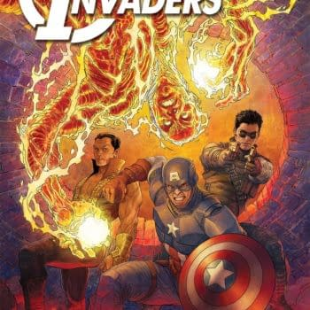 All-New Invaders Tops Advance Reorders, But Avengers, Black Science And Origin II Are On The Rise