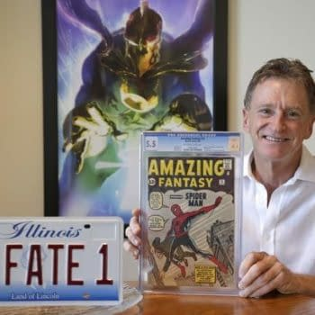 The First Man To Possibly Bag And Board His Comics Sells His Collection To Pay For Medical Treatment
