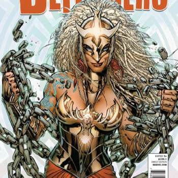 How Cullen Bunn Planned For The End Of Fearless Defenders