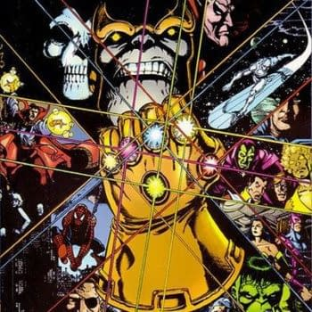 Rocket Raccoon And Groot Get Their Own Prose Novel, Infinity Gauntlet Gets An Omnibus And… The Future Of The Ultimate Universe?