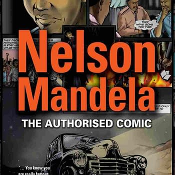 Nelson Mandela Passes Away &#8211 Read The Officially Authorised Comic Of His Life