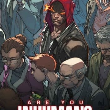 Charles Soule To Replace Matt Fraction On Inhuman