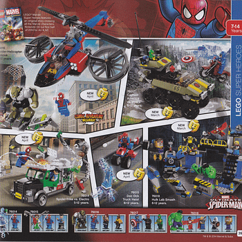 M.O.D.O.K. Comes To Lego In 2014