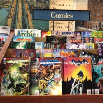 Barnes & Noble To Stop Selling Marvel Comics?