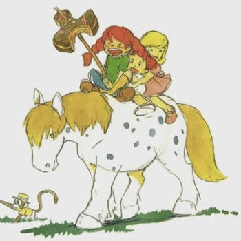 Hayao Miyazaki's Art For Unproduced 1970s Pippi Longstocking Film Is As Adorable As You Imagine