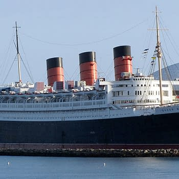 Ghostly Queen Mary Supernatural Thriller To Set Sail