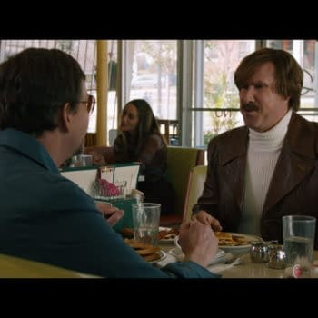 Ron Burgandy Laughs Off The Onset Of The 24 Hour News Cycle In New Anchorman 2 Clip