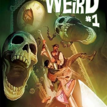 Marvel Doubles All Comic Shop Orders Of Disney Kingdoms: Seekers Of The Weird #1