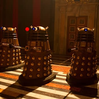 Doctor Who: Your Friendly Reminder That Daleks Were Inspired by Nazis