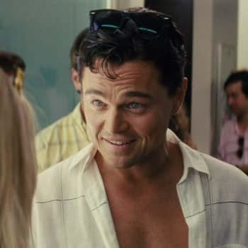 Leonardo Dicaprio Meets Margot Robbie In New Clip From The Wolf Of Wall Street