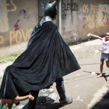 Brazilian Batman Vs The World Cup
