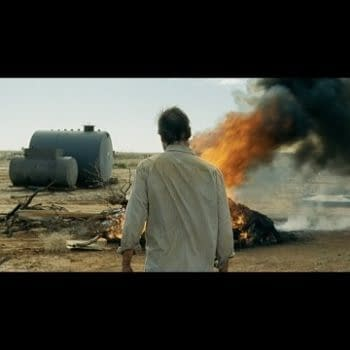 First Trailer For David Michod's The Rover Starring Guy Pearce And Robert Pattinson