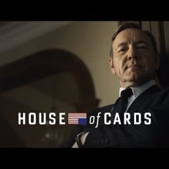 Newest Trailer For House Of Cards Season 2