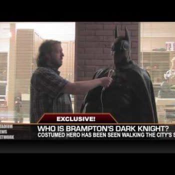 Things To Do In Brampton, Ontario This Month, If You Like Comics – True Patriot, Workshops, and Brampton Batman