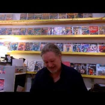 Video: When Mark Buckingham Turned Up To The Garry Leach Miracleman #1 Signing