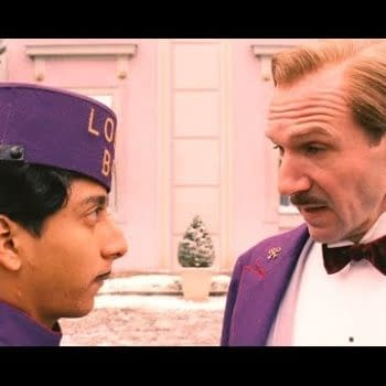 First Clip From Wes Anderson's The Grand Budapest Hotel