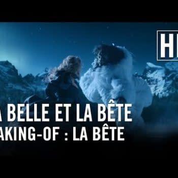 New Footage Of Christophe Gans' La Belle Et La Bête In Making-Of Featurette