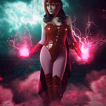 Bleeding Cosplay &#8211 From Captain America To Scarlet Witch